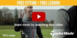 TaylorMade Complete Equipment Solution 2017